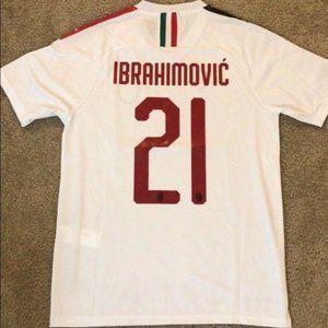 NEW Ibrahimovic AC Milan Away 19/20 Jersey